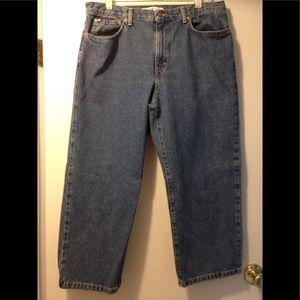 Tommy Hilfiger jeans size 14 Capri